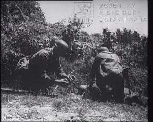 Film Odstraňování nástražných min