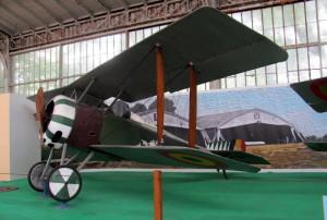 Hanriot Nieuport HD 1. FOTO: Ivo Pejčoch