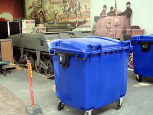 """I takto lze """"vystavovat"""" unikátní obrněné vozidlo CATI. FOTO: Ivo Pejčoch"""