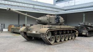 M46 Patton. FOTO: Ivo Pejčoch