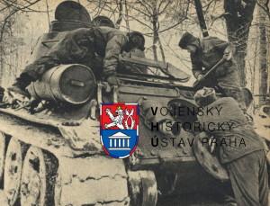 Údržba tanku v poli