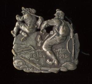 Ruská fronta 1914–1916.  FOTO: VHÚ