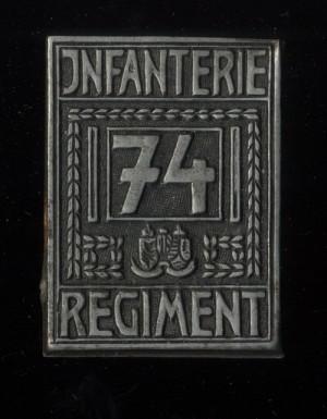 74. pěší pluk.  FOTO: VHÚ