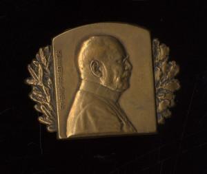 Polní maršál arcivévoda Bedřich Rakousko-Těšínský.  FOTO: VHÚ