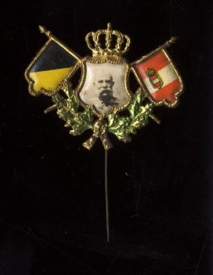 Císař František Josef I.  FOTO: VHÚ