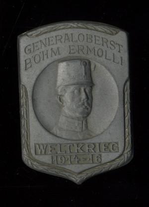 Generálplukovník Eduard von Böhm-Ermolli.  FOTO: VHÚ