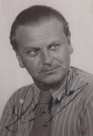 Zdeněk Hapala, tvůrce a principál divadla Bajka. FOTO: VÚA–VHA