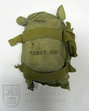 Balíček první pomoci, USA, 1944