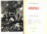 SIENKIEWICZ, Henryk. Křižáci