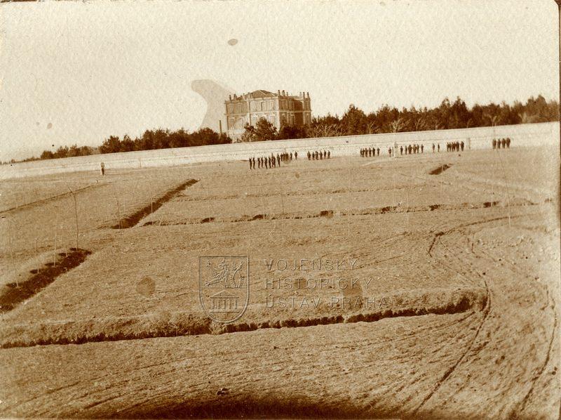 Vila v Soluni, kde byl roku 1909 držen sultán Abdülhamid II.