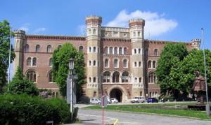 Pohled na budovu Heeresgeschichtliches Museum. Foto Ivo Pejčoch