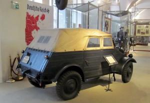 Volkswagen Kdf. Foto Ivo Pejčoch