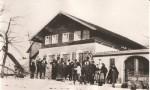 Lyžařský penzion kolébkou i hlavní základnou Rady tří
