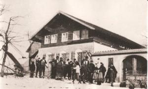 Studnice v 30. letech