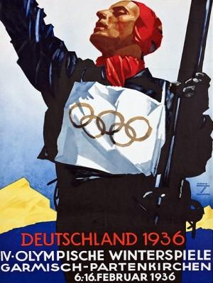 Zimní olympijské hry v roce 1936 patří mezi Musilovy úspěšné vystoupení...
