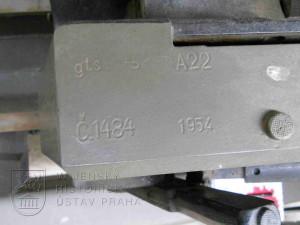 85mm protitankový kanon vzor 52