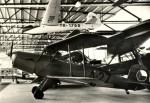 Aero C-104 v expozici leteckého muzea ve Kbelích