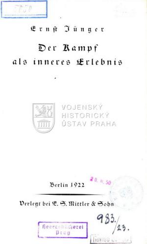 Titulní list