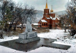Pohnuté osudy náhrobku padlých čs. vojáků v Kultuku