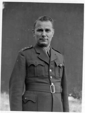 Podplukovník JUDr. Masařík po druhé světové válce