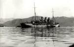 Rakousko-uherská zásobovací loď pro ponorky Gäa