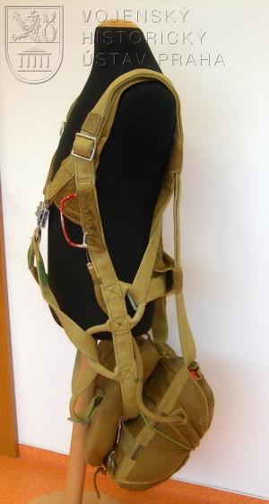 Záchranný padák PL-58