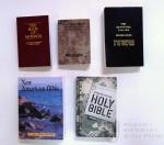 Bible od příslušníků 1. jednotky OMLT Afghánistán – WARDAK