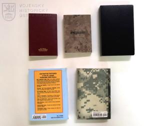Bible od příslušníků 1. jednotky OMLT Afghánistán - WARDAK