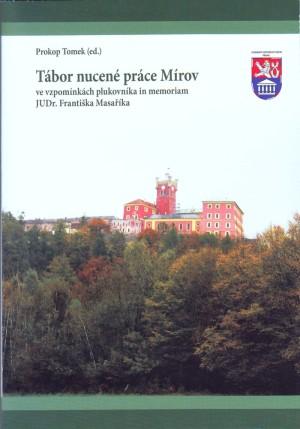 Obálka knihy Prokopa Tomka