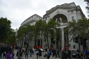Londýn, kde působil Pavel Tigrid za války