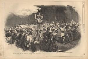 Francouzská revoluce vypukla 22. února 1848 a dramaticky ovlivnila následné události v Evropě.