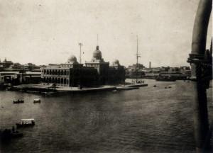Budova Společnosti Suezského průplavu, Port Saíd 1920
