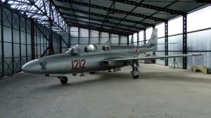 Polský cvičný letoun PZL TS-11 Iskra