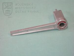 Klíč k přistávacímu modulu lodi Sojuz 28