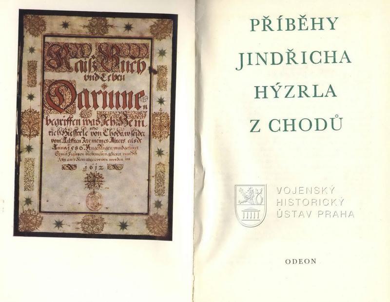 Příběhy Jindřicha Hýzrla z Chodů