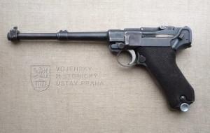 Výcvikový adaptér S.E.L. pro pistoli P.08