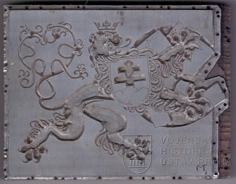 Vojtěch Preissig, Československá revoluční známka, 1939–1940.