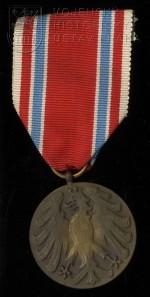 Pamětní medaile 6. střeleckého pluku