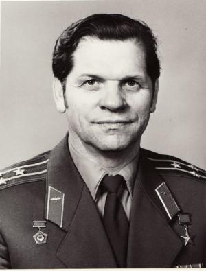 Alexej Gubarev.  FOTO: VHÚ