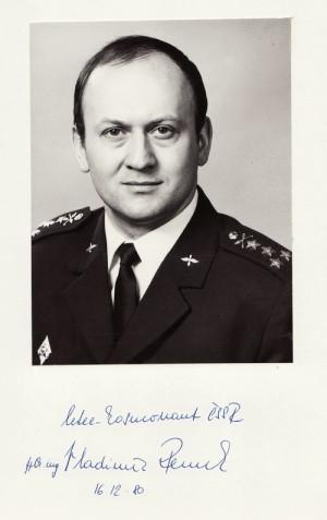 Vladimír Remek. FOTO: VHÚ