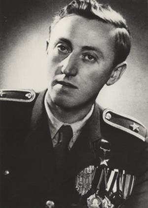 Štábní kapitán Antonín Sochor