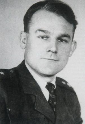 Velitel paraskupiny František Bogataj