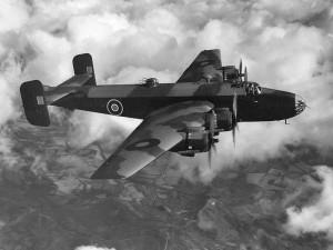 Letouny Halifax používala i 148. peruť