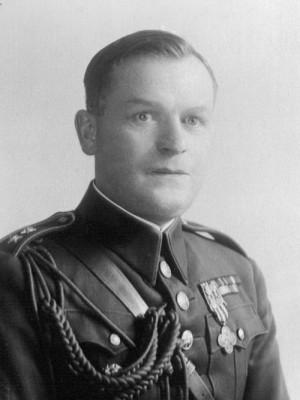 Tomáš Berka (1896–1943) zůstal své vojenské přísaze a vlastenecké výchově věrný až do konce...