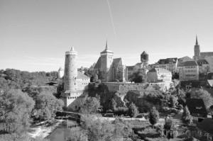 Jedním z míst Berkovy kalvárie se stal i starobylý lužický Budyšin