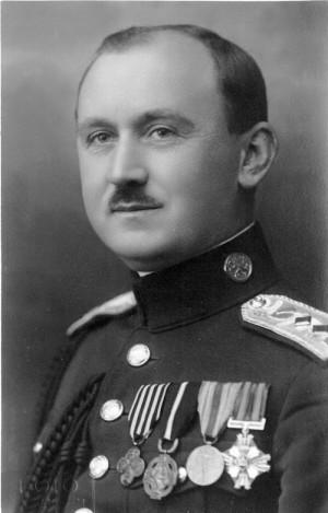 Josef Churavý - major generálního štábu (1928-1931)
