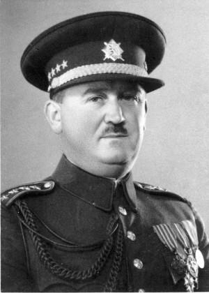 Josef Churavý - plukovník generálního štábu (1937-1939)