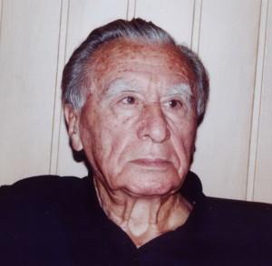 Do vysokého věku si Josef Hercz uchoval velkou energii a smysl pro humor...