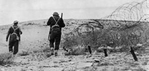 V obklíčeném Tobruku působil Josef Kholl jako zástupce 4. pěší roty.