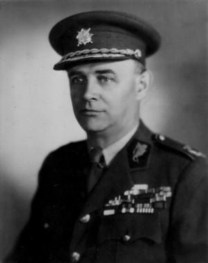 Generál František Moravec po druhé světové válce